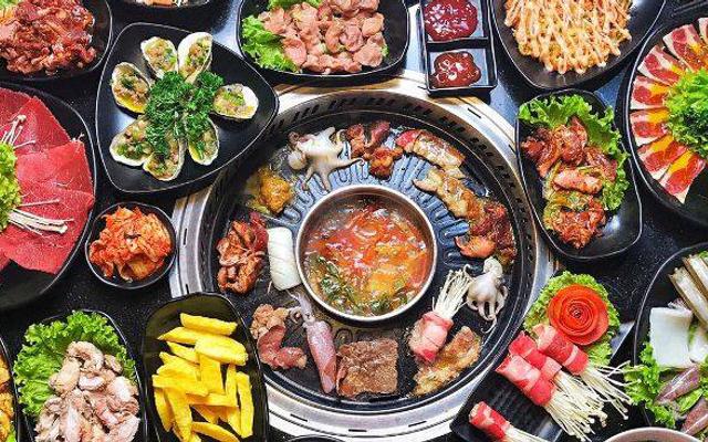 Nhất Nhất - Buffet Nướng Lẩu Đài Loan - Triều Khúc