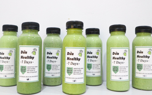 Dứa Healthy - Shop Online