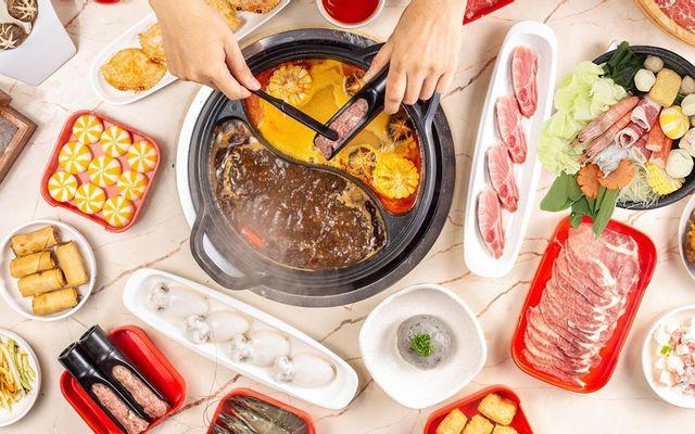 Hotpot Story Lotte Mart Nam Sài Gòn