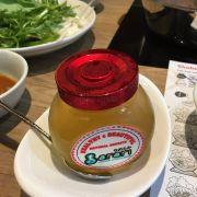 Thạch mật ong collagen