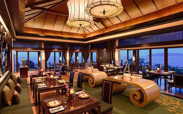 Saffron Restaurant - Laguna Lăng Cô Golf Resort