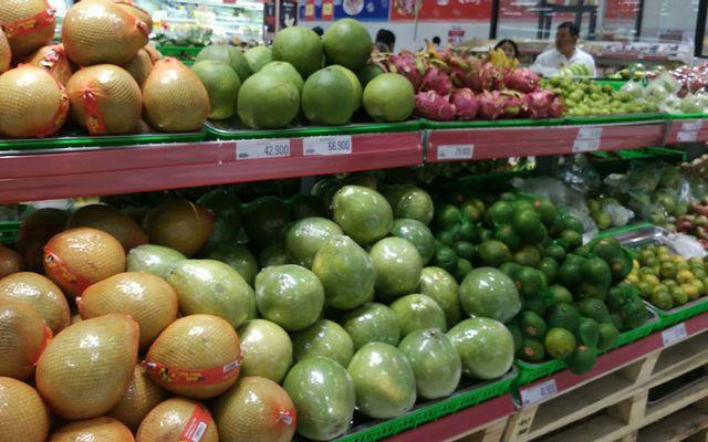 Siêu Thị Auchan - Cao Thắng