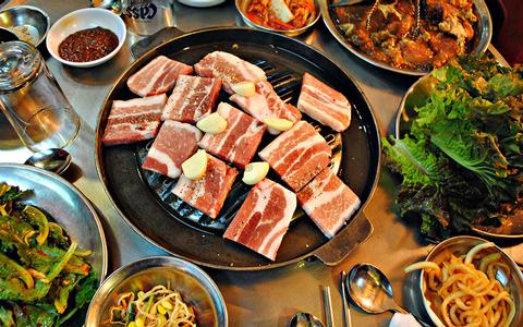 BBQ Hàn Quốc
