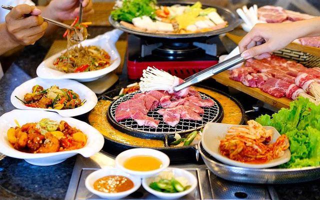 Jongro BBQ - Nướng Retro Hàn Quốc
