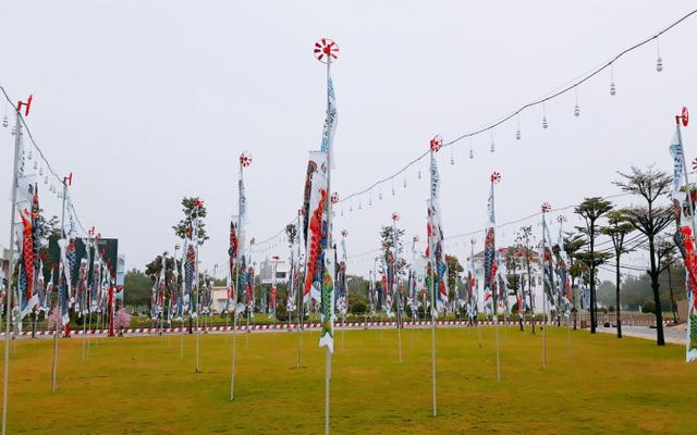 Mizuki Park - Công Viên Nhật Bản