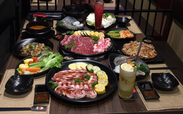 Aka House - Quán Nướng Nhật Bản - Vạn Hạnh Mall