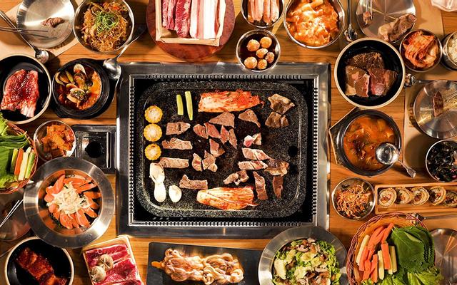 K-Pub - Nướng Phong Cách Pub Hàn Quốc - Hoa Đào