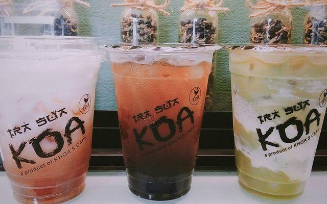 Koa Tea & Coffee House - Tôn Đức Thắng