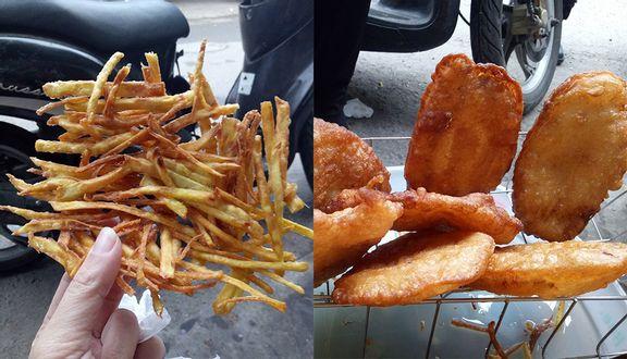 Bánh Khoai & Bánh Chuối - Trần Quý Cáp