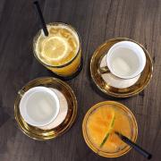 Đồ uống ko đặc sắc, cần bổ sung thêm menu đồ uống cho phong phú đa dạng hơn