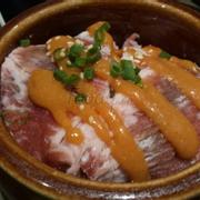 Dẻ sườn Tsubo sốt Yuzu. Thịt mềm,  ngọt, đậm vị lắm nhé!