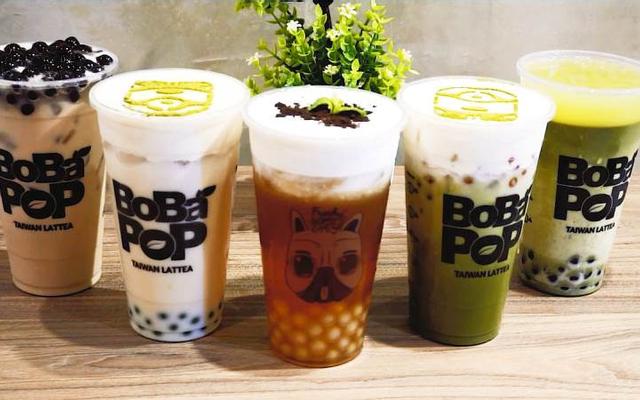 Trà Sữa Bobapop - Bùi Thị Xuân