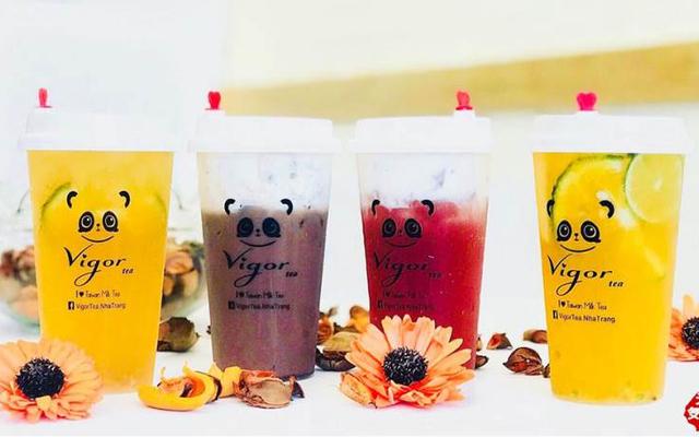 Vigor Tea - Trà Sữa Đài Loan - Vĩnh Điềm Trung