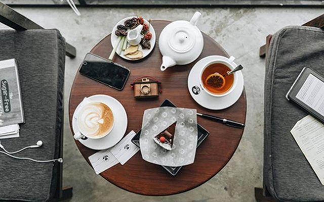 Three O'clock - Coffee & Tea - Nguyễn Gia Trí