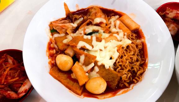 Han Cook - Quán Ăn Hàn Quốc