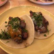 Carnes asada taco