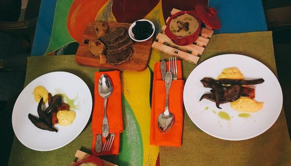 RuSeasons Restaurant Club - Ẩm Thực Âu