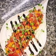 Ceviche tuna