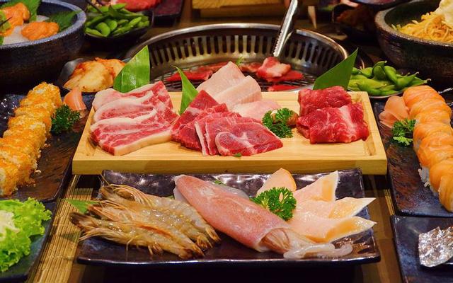 Sumo BBQ - Nhà Hàng Thịt Nướng Nhật Bản - Nguyễn Văn Lộc