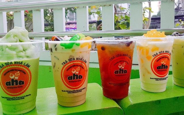 Aha Tea - Trà Sữa Nhà Làm