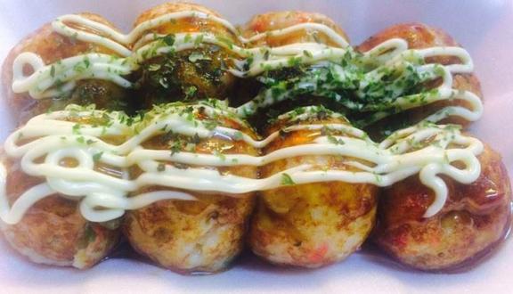 Bánh Bạch Tuộc Takoyaki Sami - Nguyễn Cửu Vân