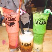 Đồ uống ở La Gare