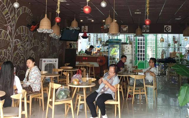 Hoa Chuối Coffee