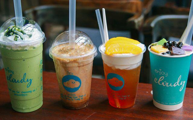 Cloudy - Nitrogen Ice Cream & Drinks - Lý Tự Trọng