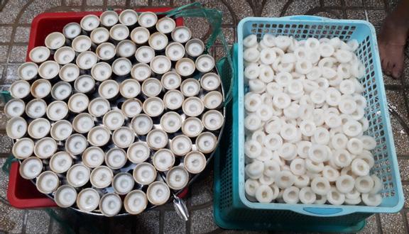 Lò Sản Xuất Bánh Bèo Phú Yên