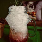 Thức uống do khách hàng Kayla sáng tạo - Soda Dâu Tằm Muối