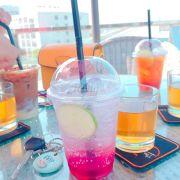 Soda dâu 👌