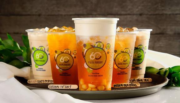 Sixty Percent - Fresh Milk Tea