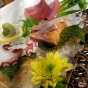 Sashimi là tột cùng của sung sướng