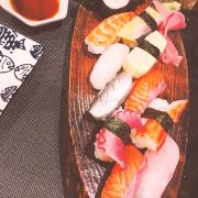 Sushi nhỏ tổng hợp