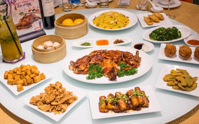 Crystal Jade Kitchen - Vạn Hạnh Mall - Nhà Hàng Quảng Đông