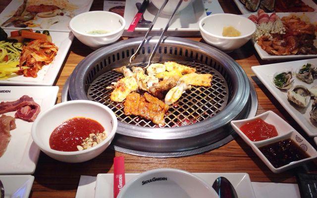 Seoul Garden Vạn Hạnh Mall