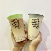 Lục trà sữa tươi