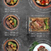 Golden Steak - Signature dishes of Brilliant Top Bar