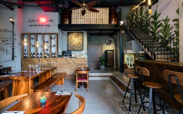 Sago Bistro - The Cafe & Restaurant