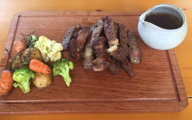 Eschaton Restaurant - Món Á & Việt