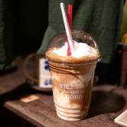 Cốt dừa cà phê