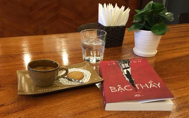 Nhã Nam Books N' Coffee - Trần Huy Liệu