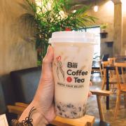 trà sữa trắng trân châu đường nâu