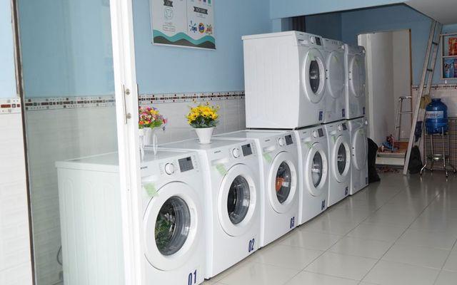 Hệ Thống Giặt Sấy Tự Động Lộc Phát - Phan Văn Trị