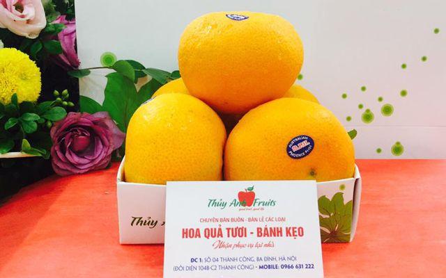 Thủy Anh Fruits - Hoa Quả Nhập Khẩu - Thành Công
