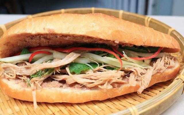Mama Chang - Bánh Mì Xứ Quảng