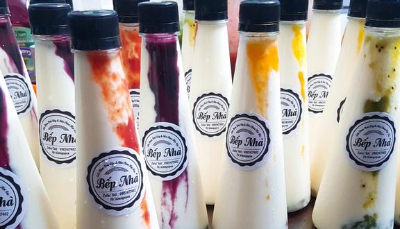 Bếp Nhà - Sữa Chua Trái Cây & Sữa Chua Hạt Đác - Cách Mạng Tháng 8