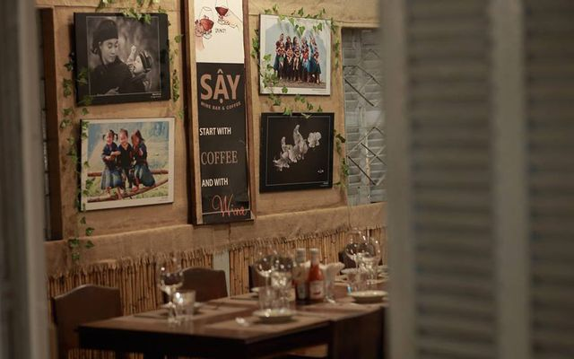 Sậy - Steak House & Wine Bar