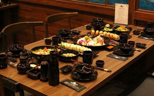 Hashi - Nhà Hàng Nhật Bản