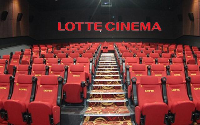 Lotte Cinema - Nam Định Tower